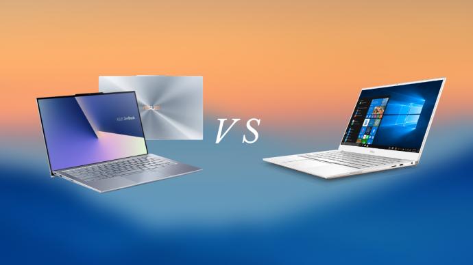 Asus ZenBook S13 vs  Dell XPS 13 » TCMHACK